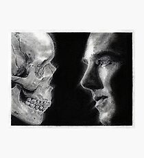To be, or not to be ... Hamlet Version I Photographic Print
