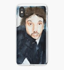 Hans Gruber iPhone Case/Skin
