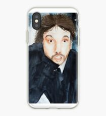 Hans Gruber iPhone Case