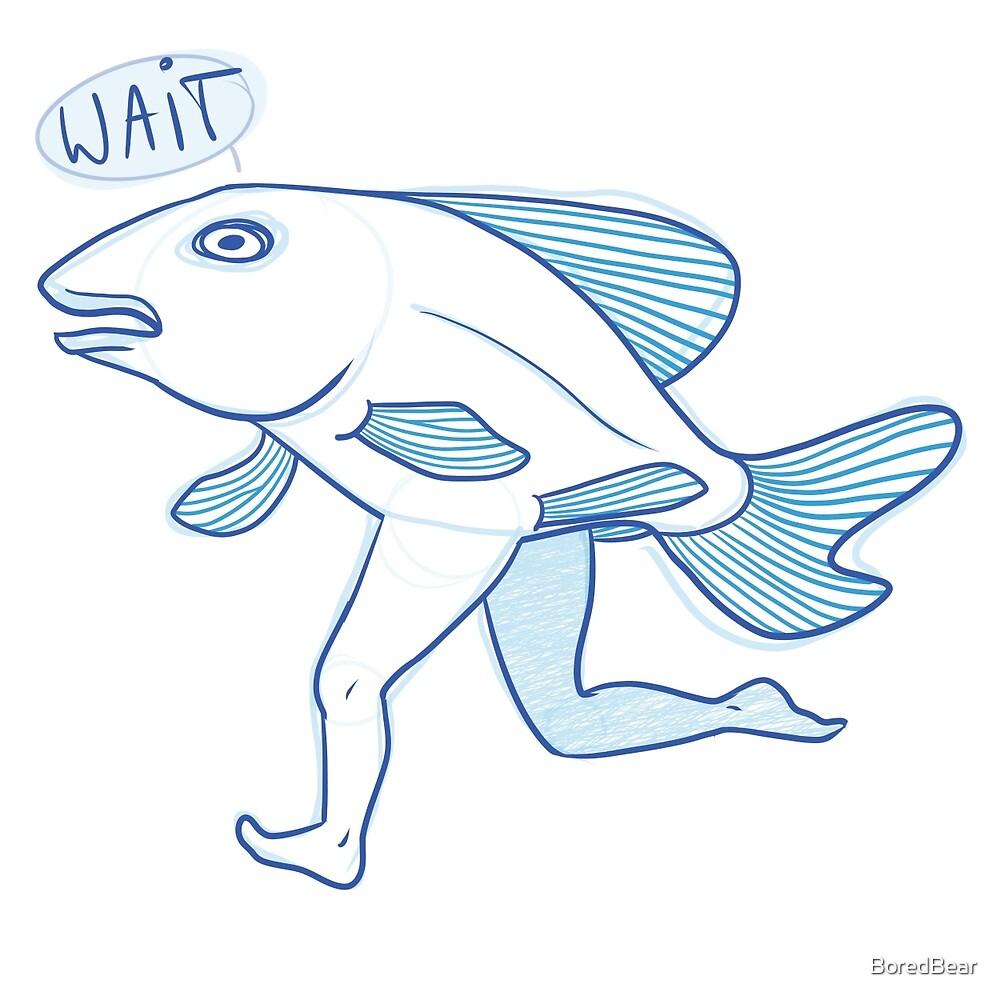 Mr. Fish by BoredBear