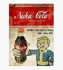 Fallout - Nuka Cola Photographic Print