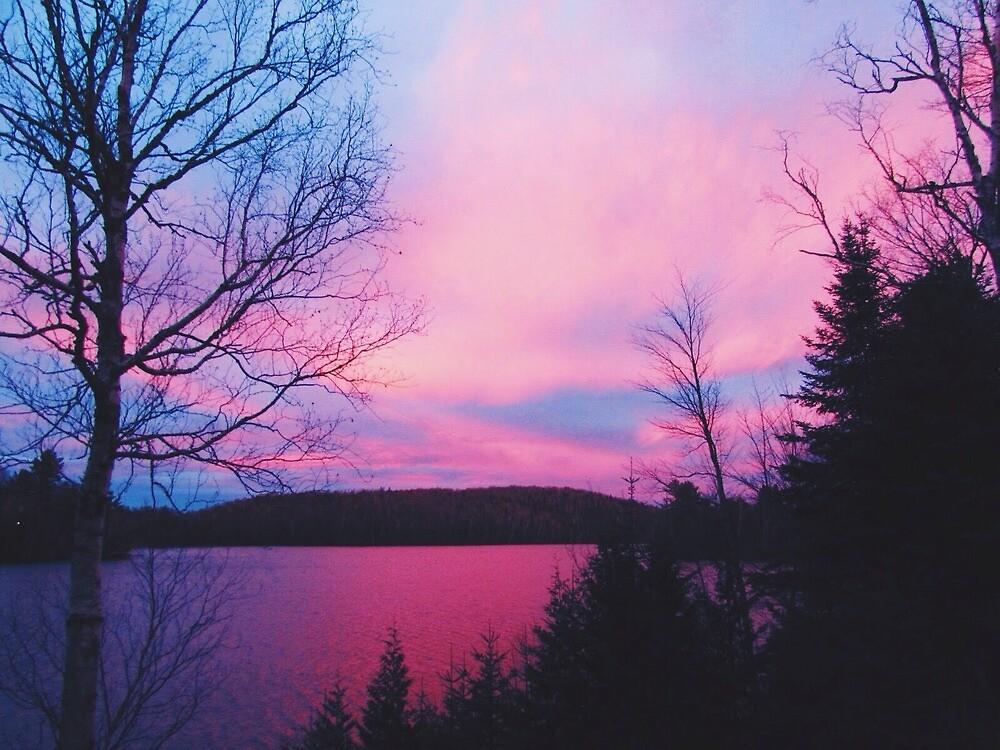 Sunset by asylumspirit