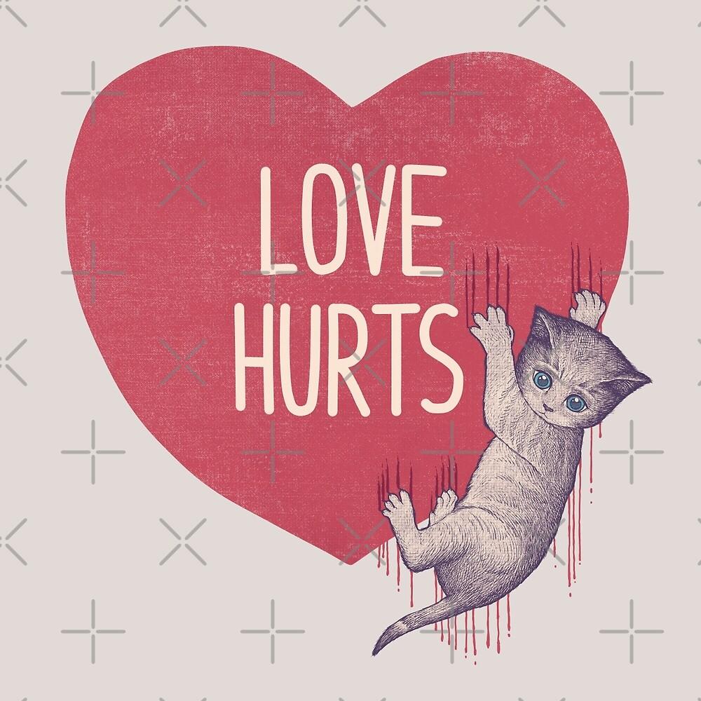 Love Hurts by tobiasfonseca
