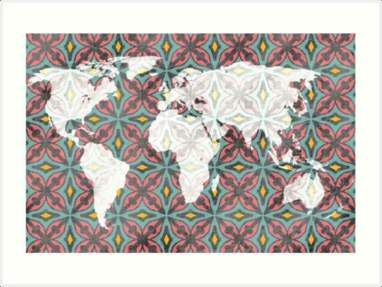 World by TangleBoBangle