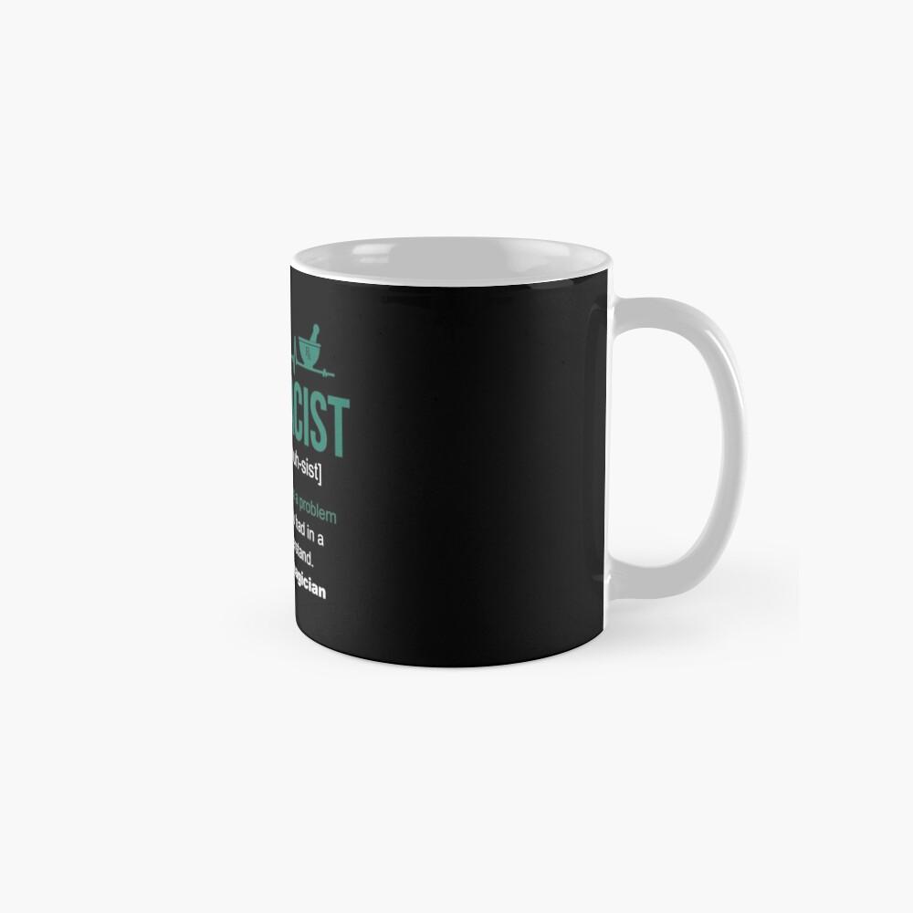 Pharmacist Definition Funny Gift Mug