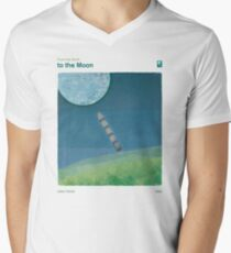 From the Earth to the Moon - Jules Verne T-Shirt