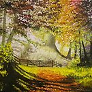 Autumn by Jan Szymczuk