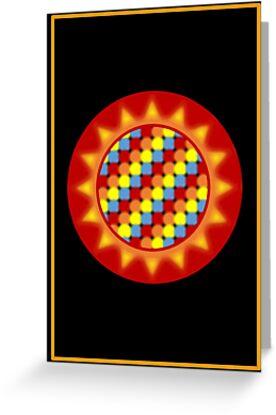 Mandala ver. 3 Card by senysurani