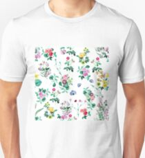 Flower wallpaper T-Shirt