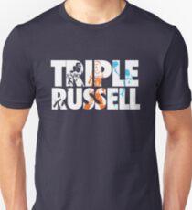 Triple Russell Unisex T-Shirt