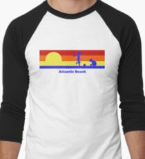 Atlantic Beach Sunset Beach Vacation Souvenir T-Shirt