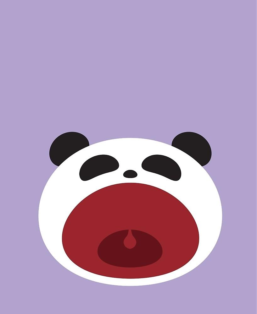 Mr. Panda by karmax