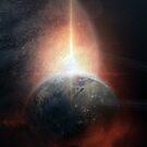 New Moon Rising by DavidWHughes
