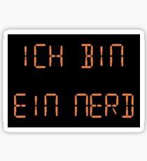 The IT Crowd – Ich Bin Ein Nerd Sticker