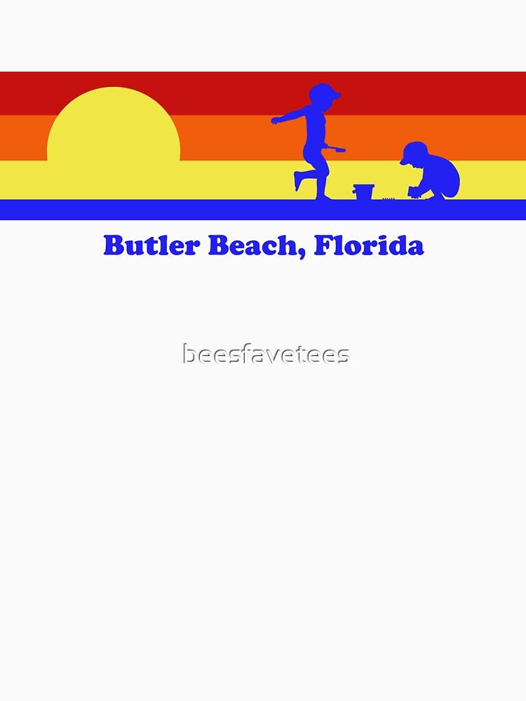 Butler Beach Florida Sunset Beach Vacation Souvenir by beesfavetees