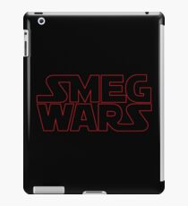 SMEG WARS iPad Case/Skin
