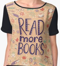 Read more books Chiffon Top