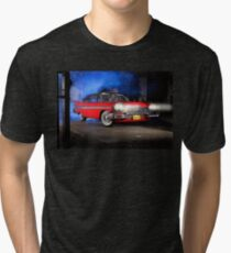 """""""Christine"""", the Plymouth Fury from the movie of John Carpenter Tri-blend T-Shirt"""