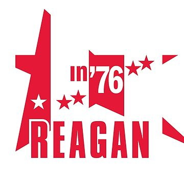 Reagan for President (1976) by hotbutton