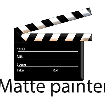 Matte painter  by vixfx