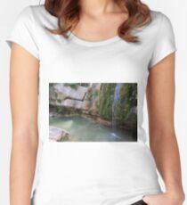 Well Campdevanol River Women's Fitted Scoop T-Shirt