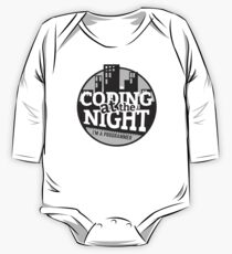 Coding At The Night Kids Clothes
