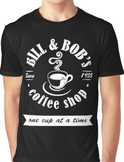 Coffee Shop Graphic T-Shirt
