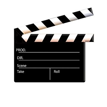 Clapperboard by vixfx
