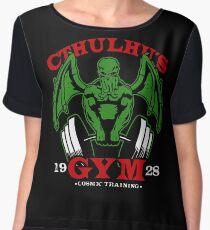 Cthulhus Gym Women's Chiffon Top