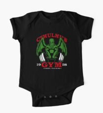 Cthulhus Gym Kids Clothes