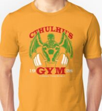 Cthulhus Gym T-Shirt