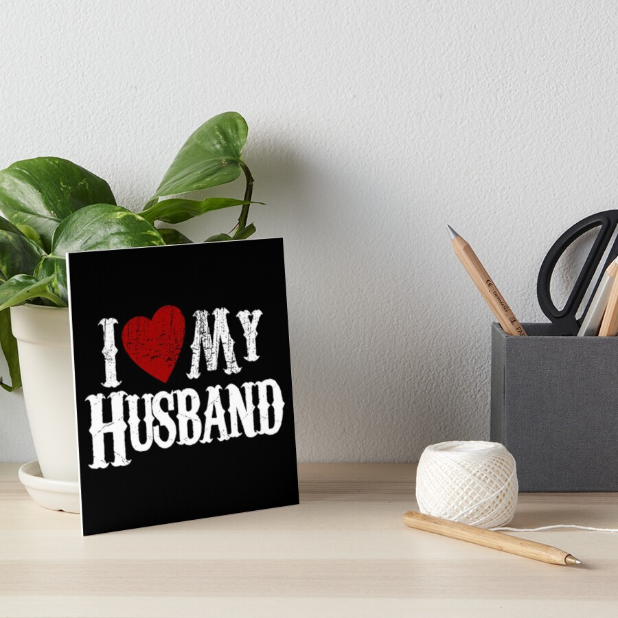i love my husband by Bedor