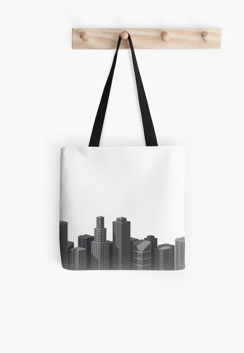 The Big City by adamski9320