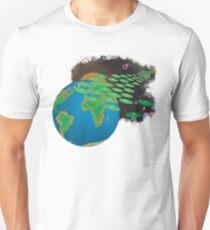 Big Green Invaders T-Shirt