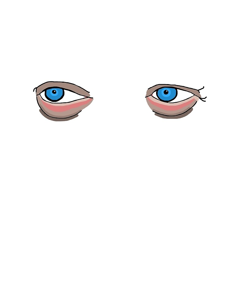 Steve Buscemi Eyes by PlopCulture