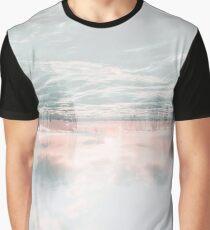 Fluid Glass Graphic T-Shirt
