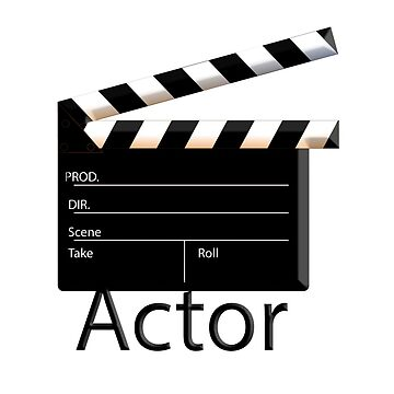 Actor by vixfx