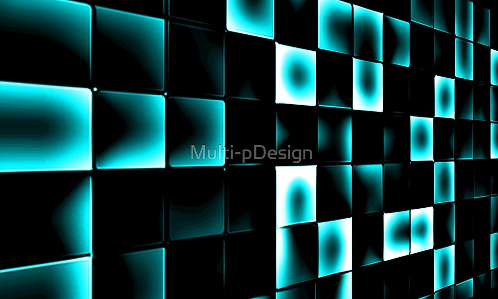 Pixelated by Multi-pDesign