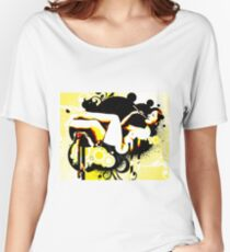 Bubble Fantasy Women's Relaxed Fit T-Shirt