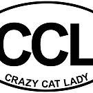Crazy Cat Lady by adamcampen