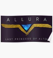 Allura: Last Princess of Altea Poster