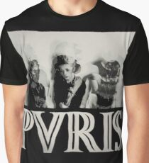 pvris poster Graphic T-Shirt