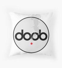 Doob  Throw Pillow