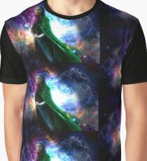 Celestial Connection Graphic T-Shirt