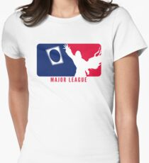 MTG Major League Womens Fitted T-Shirt