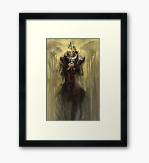 Thane - Dreaming Of A Cure Framed Print