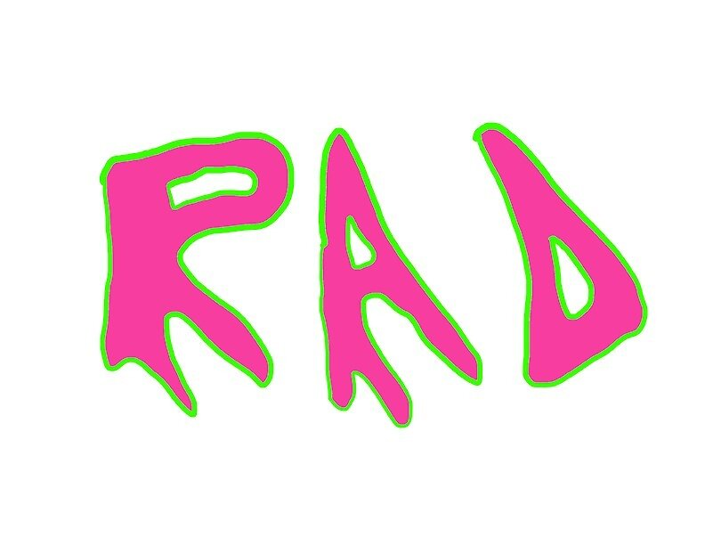 RAD by Alexis Effenberger