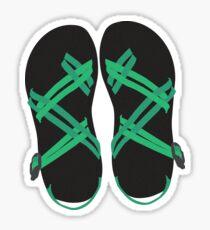Sandals Sticker Sticker