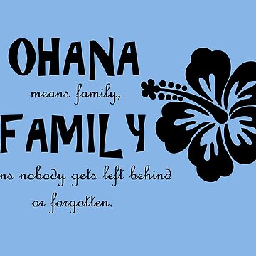 Ohana by RhiiCoales