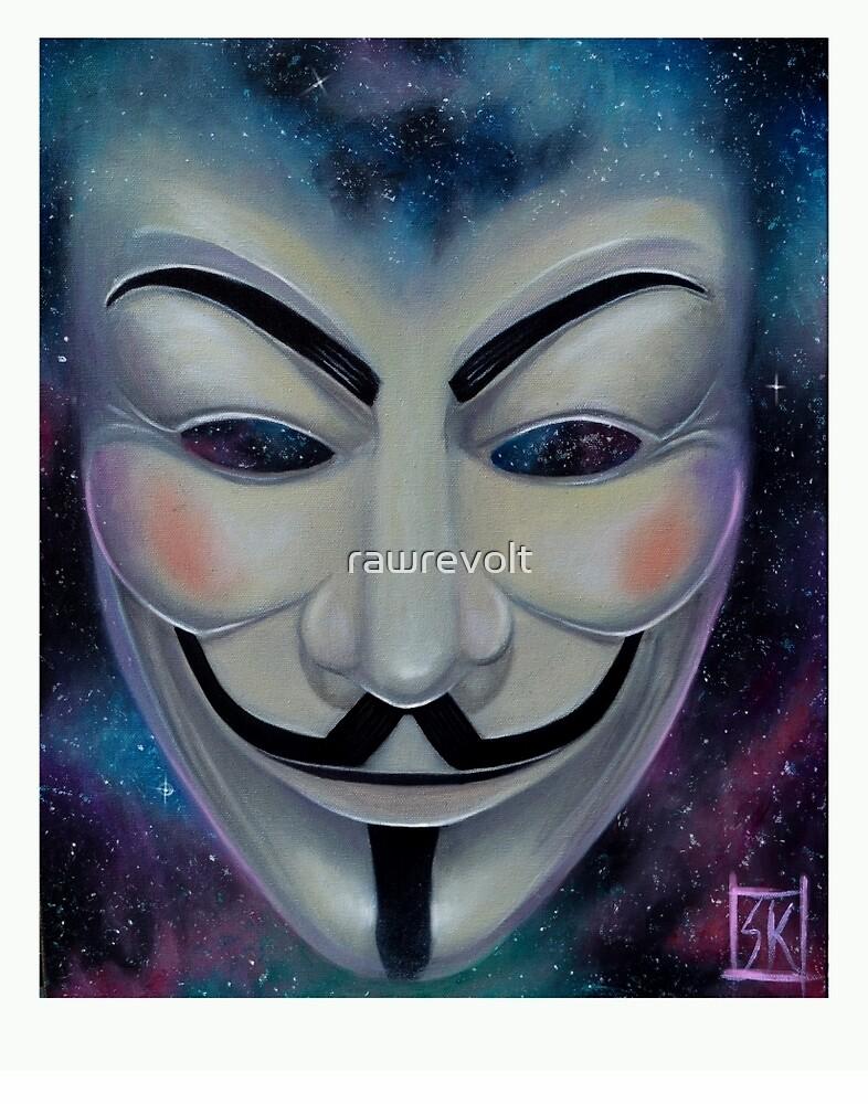 v mask by rawrevolt